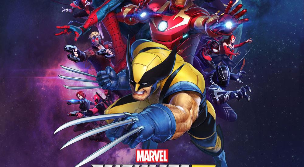 Marvel Ultimate Alliance 3 - Nintendo Swtich