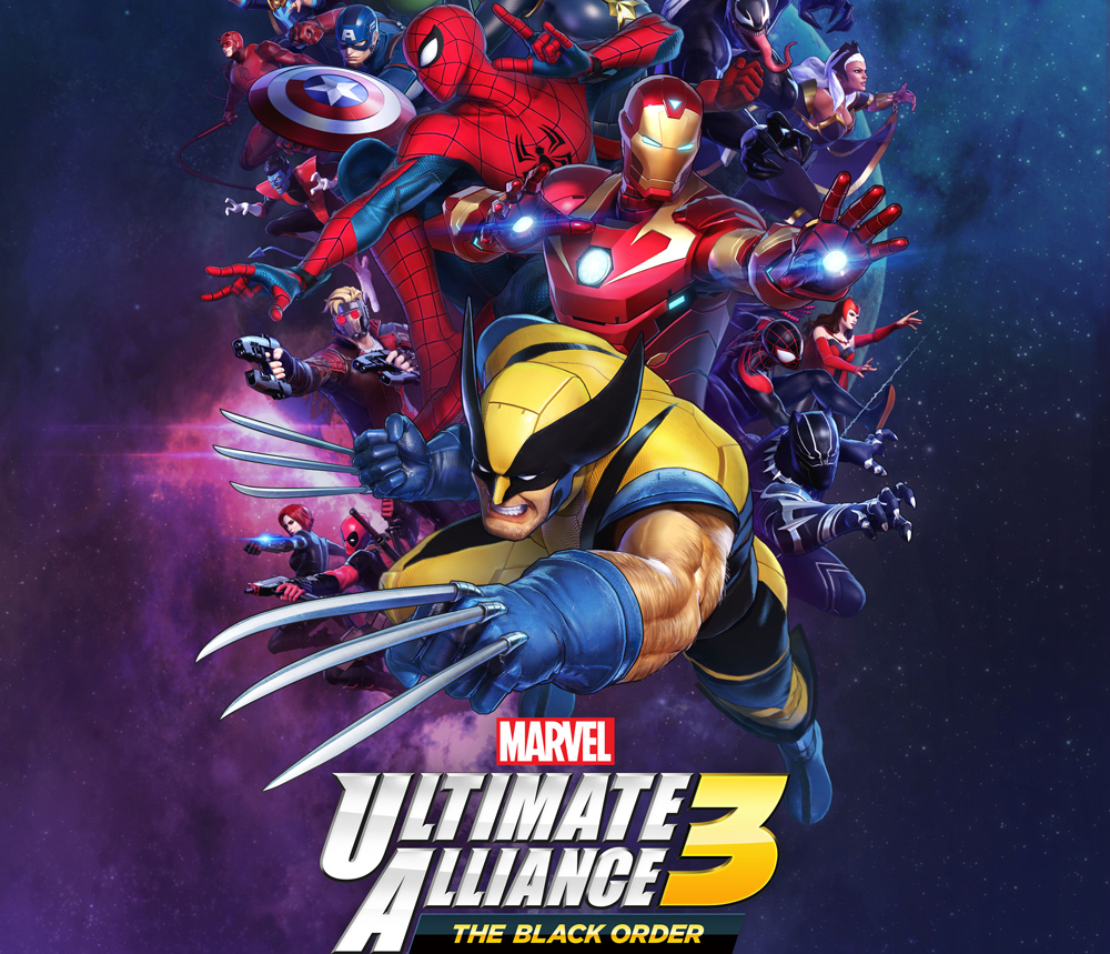 Marvel Ultimate Alliance 3 - Nintendo Swtich