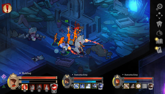 Masquerada: Songs and Shadows emerges on Switch in May