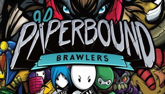 Review: Paperbound Brawlers (Nintendo Switch)