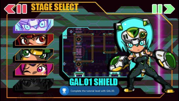 Metagal - screen 1 - Nintendo Switch