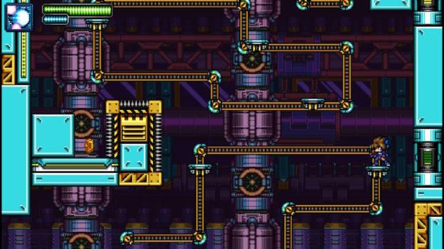 Metagal - screen 3 - Nintendo Switch