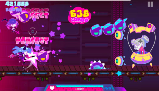 Muse Dash set for a Switch release in June with free DLC