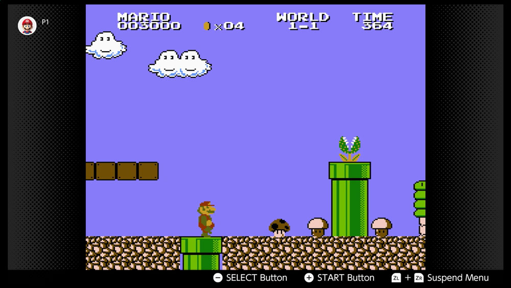 Super Mario Bros. - The Lost Levels (Nintendo Switch NES library)