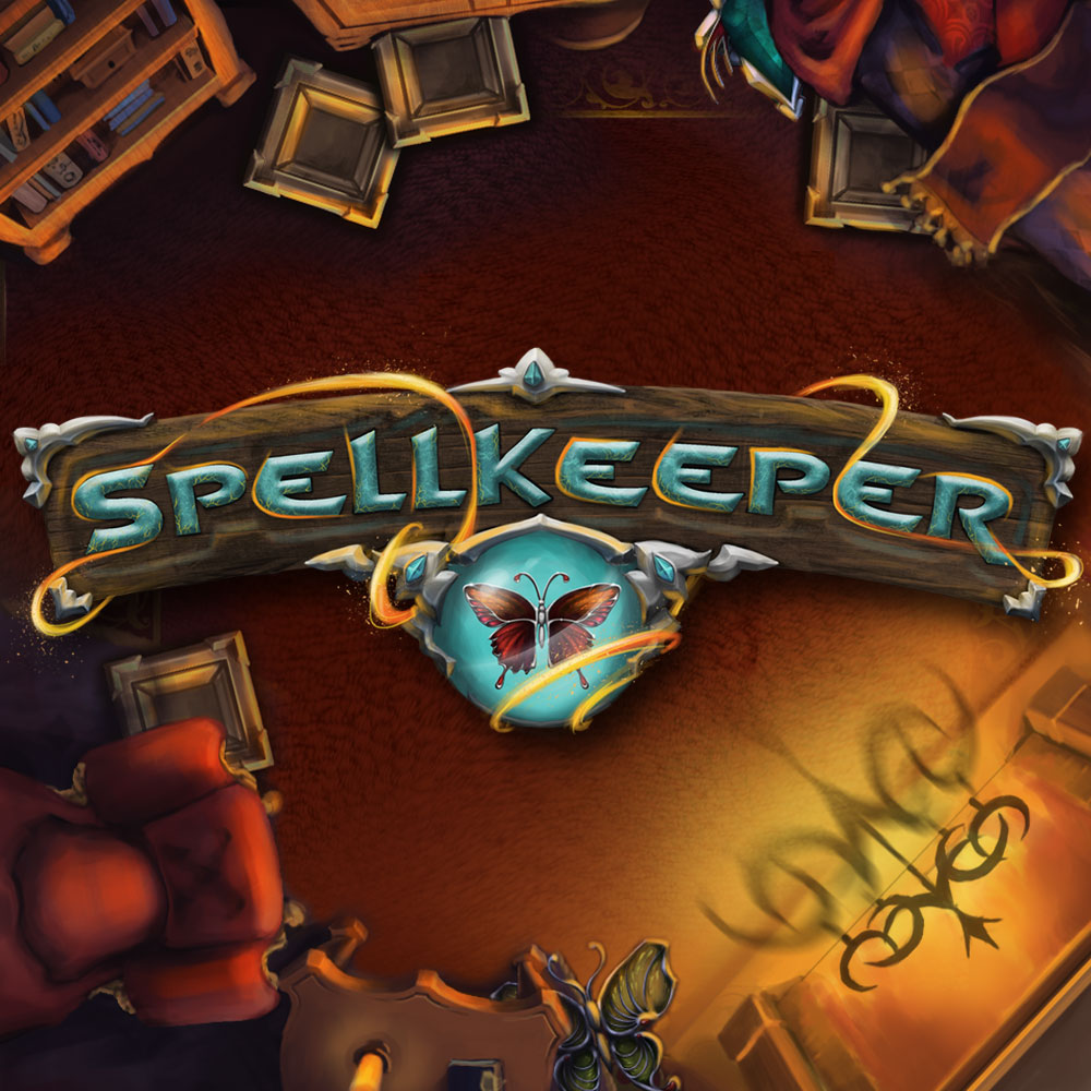 SpellkKeper - Nintendo Switch