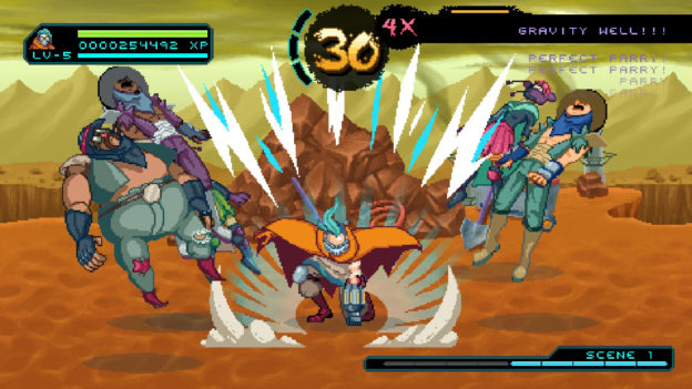 way of the passive fist nintendo switch