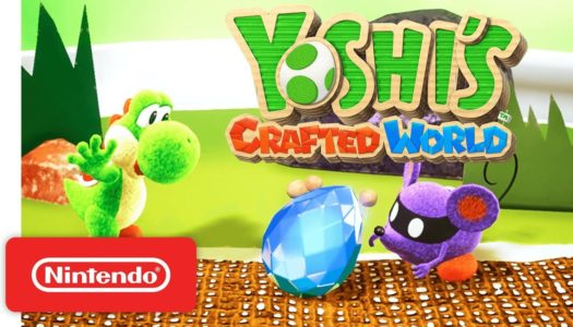 Review: Yoshi's Crafted World (Nintendo Switch)