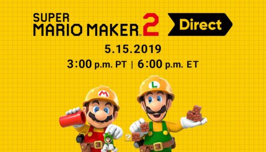 Nintendo announces a Super Mario Maker 2 Direct