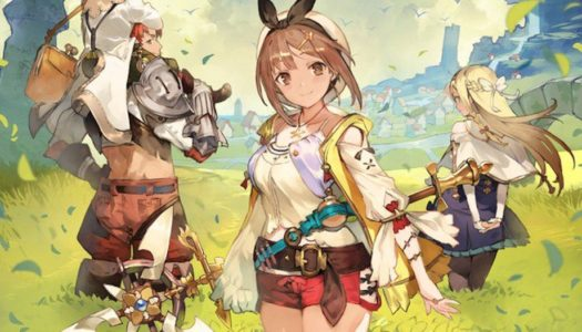 Atelier Ryza announced for Switch