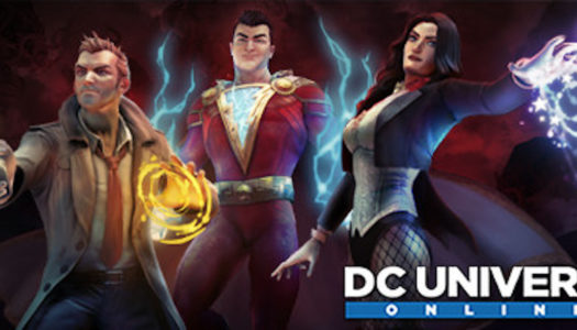 DC Universe Online coming to Switch this summer