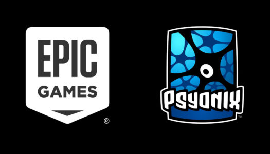 Psyonix joins the Epic Games family!