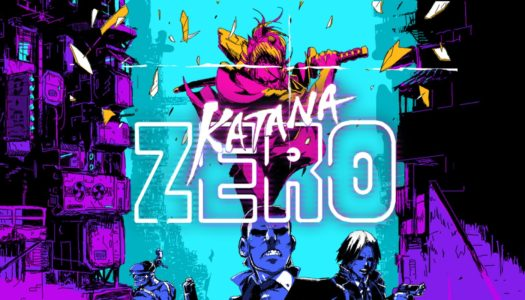 Review: Katana Zero (Nintendo Switch)