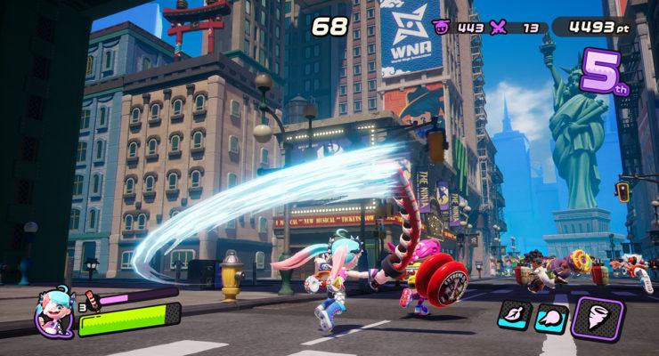 Ninjala Battles in New York