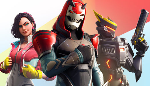 Fortnite Season 9 arrives on Nintendo Switch
