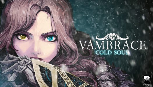 Discover the fantasy world of Vambrace in this first feature trailer
