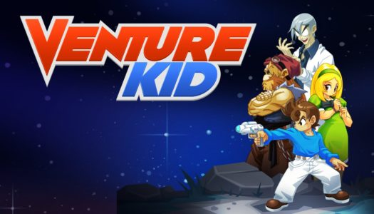 Review: Venture Kid (Nintendo Switch)