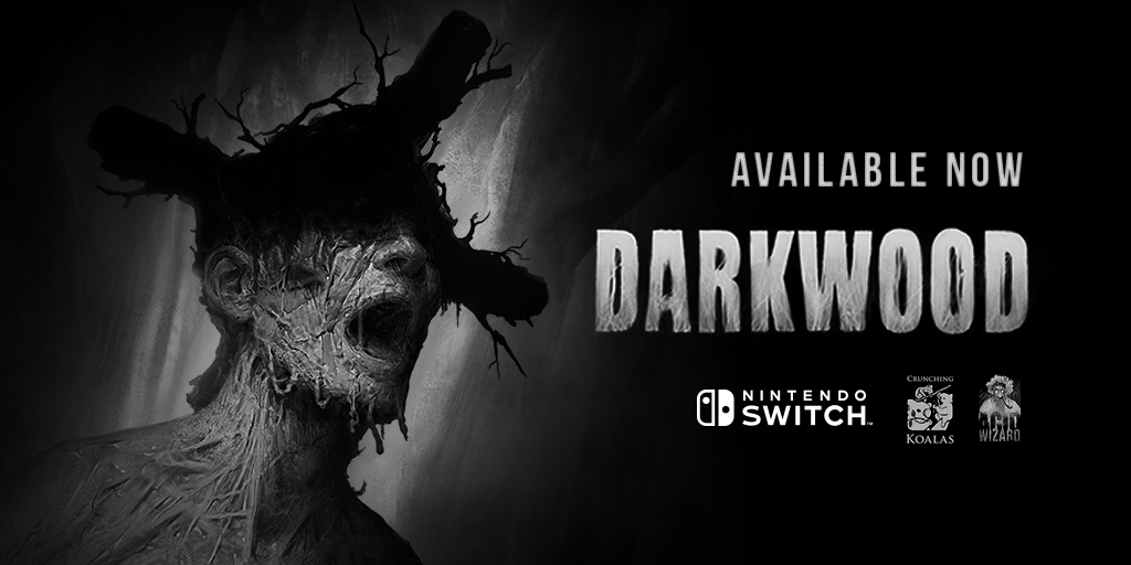 Survive the horrors of Darkwood on Nintendo Switch