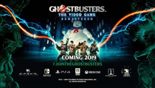 Ghostbusters: The Video Game Remastered releasing on Switch this year