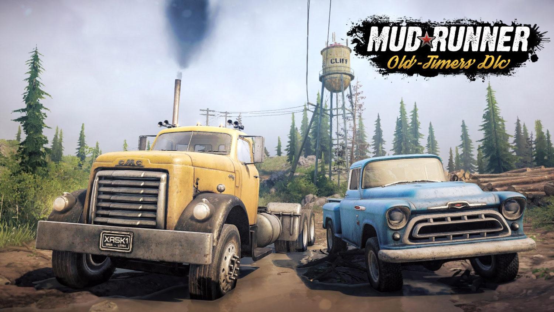 MudRunner - Old Timers