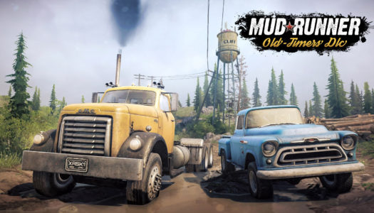 MudRunner gets a free update for old-timers