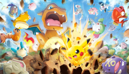 Pokémon Rumble Rush is your next smartphone addiction
