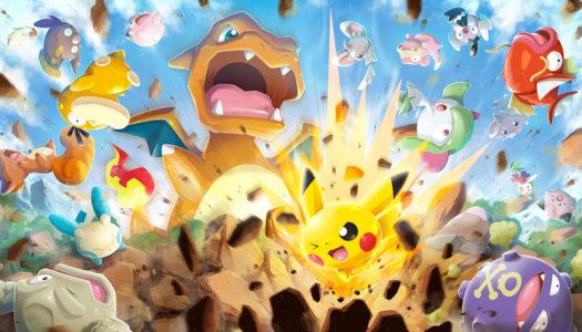 Pokémon Rumble Rush is your next smartphone addiction