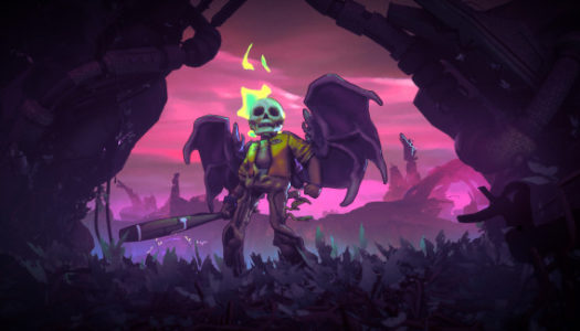 RAD is a dangerous new roguelike for Nintendo Switch