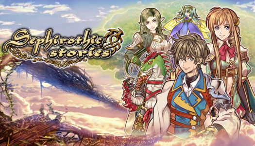 Review: Sephirothic Stories (Nintendo Switch)
