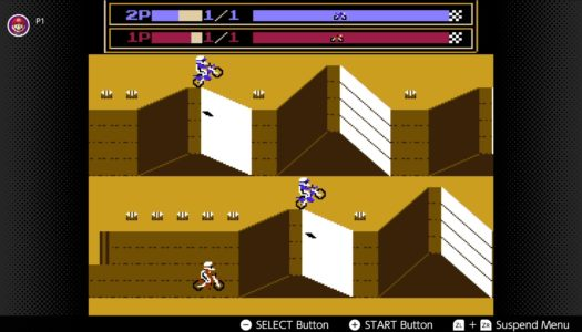 Exitebike, Clu Clu Land and DK Jr. join Switch NES library