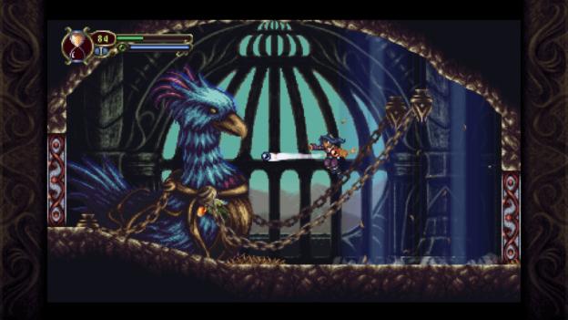 Timespinner - Nintendo Switch - bird boss