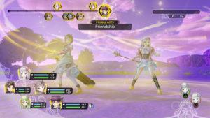 Atelier Lulua Battle