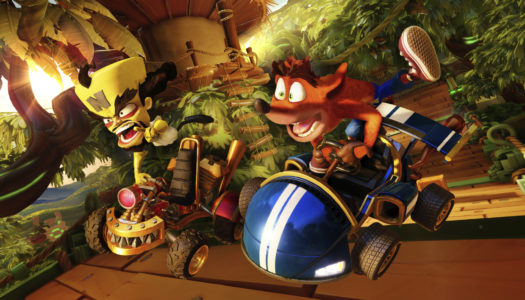 Review: Crash Team Racing Nitro-Fueled (Nintendo Switch)