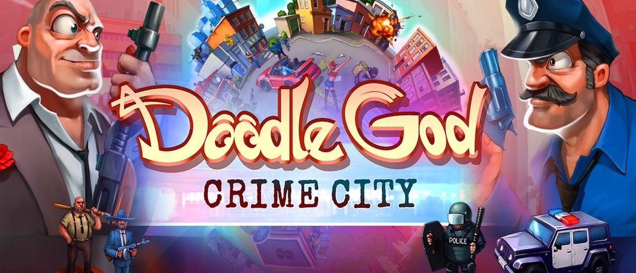 Doodle God Crime City