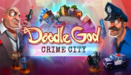 Review: Doodle God: Crime City (Nintendo Switch)