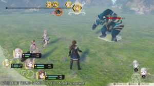 Atelier Lulua Monsters