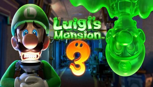 Luigi's Mansion 3 has you playing both Luigi & Gooigi – E3 2019