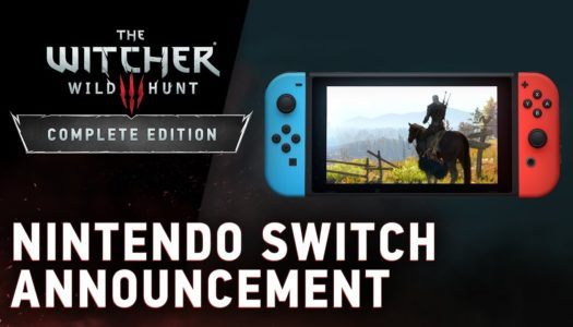 The Witcher 3: Complete Edition is coming to Switch later this year