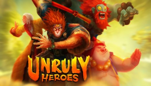 Review: Unruly Heroes (Nintendo Switch)