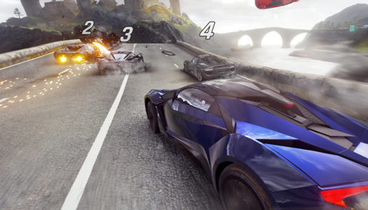 Gameloft bringing Asphalt mobile racing series to Switch