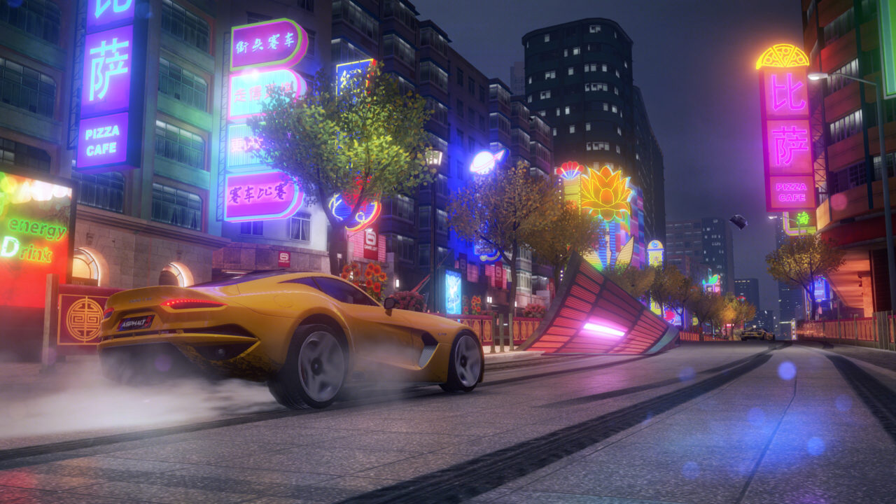 E3 2019: Hands-on with Asphalt 9: Legends - Pure Nintendo