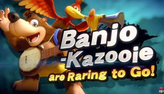 Banjo-Kazooie are raring to go as they join Super Smash Bros. Ultimate this fall