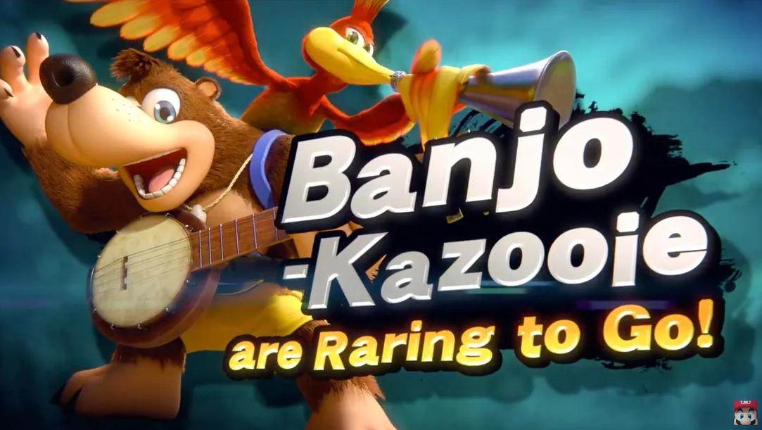 Banjo-Kazooie Super Smash Bros. Ultimate DLC