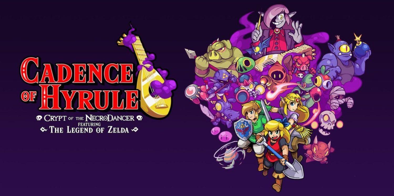 Cadence of Hyrule - Nintendo Switch E3 2019