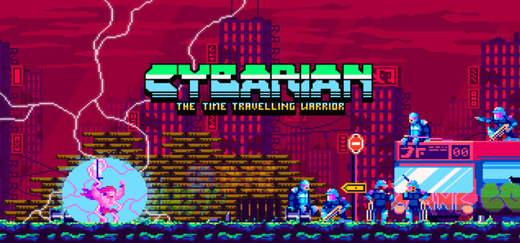 Review: Cybarian: The Time Travelling Warrior (Nintendo Switch)