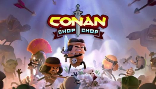 Conan Chop Chop is coming to Switch this fall – E3 2019