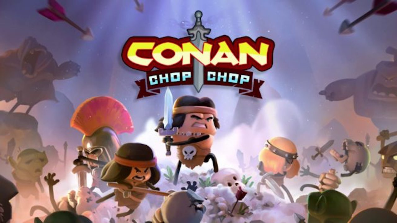 Conan Chop Chop is coming to Switch this fall - E3 2019 - Pure Nintendo