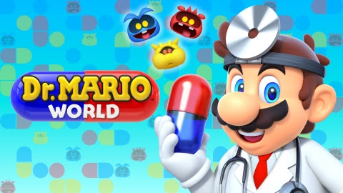 Dr. Mario World coming to iOS and Android in July