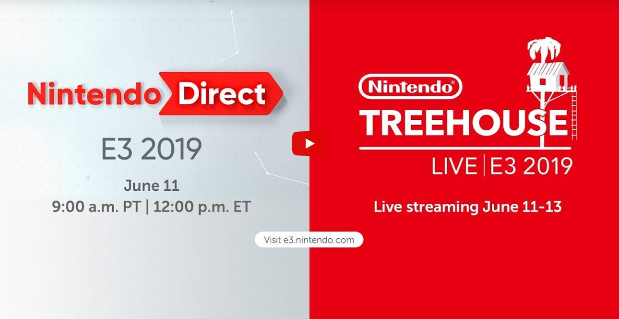 Nintendo Direct - E3 2019