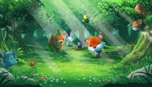 Review: Forest Home (Nintendo Switch)