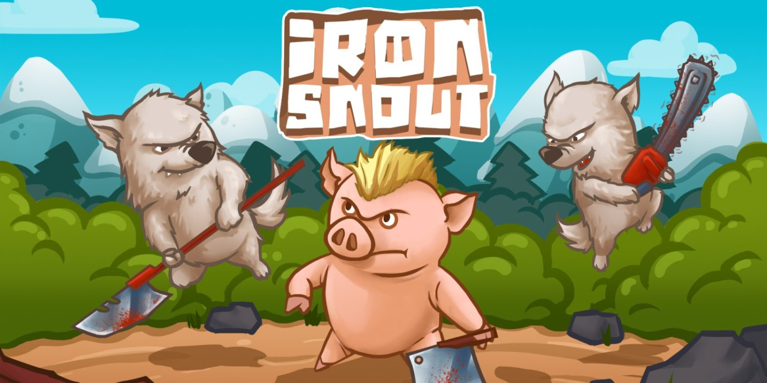 Iron Snout Nintendo Switch